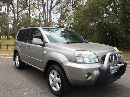 2004 Nissan X-Trail TI Luxury Wagon 4x4 Sunroof  Moorebank Liverpool Area Preview