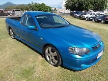 Ford Falcon BA XR6 Manual Ute Parramatta Park Cairns City Preview