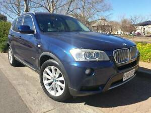 2011 BMW X3 F25 28i xDrive 8 speed Auto 3.0L 6 cylinder Mile End West Torrens Area Preview
