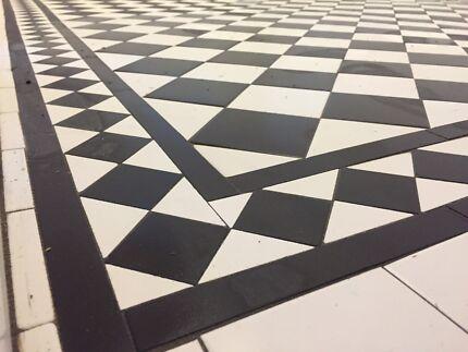 Tessellated Heritage Tiles