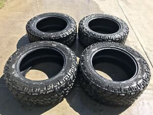37x13.5 R22 Nitto Trail Grapplers