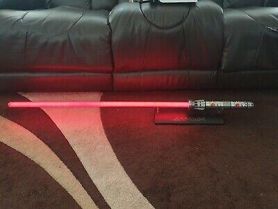 Star Wars Forcefx Light Saber Darth Maul
