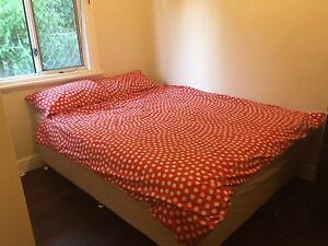 FOR SALE - Standard Queen Sized Bed (with mattress) Rivervale Belmont Area Preview