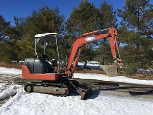 1998 IHI 28J Mini Excavator 2.8 ton early spring sale!