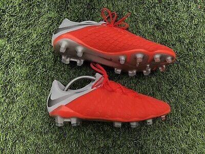 BNWOB Nike Hypervenom Phantom III FG Football Boots. Size 8.5 UK.