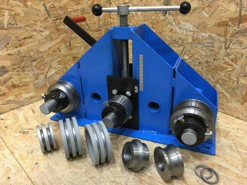 Heavy Duty Roller Bender / RING ROLLER - Flat Bar, Tube, Pipe, Box