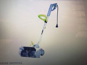 12A Electric Snow Thrower Brand New