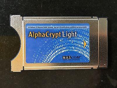 ► Alphacrypt Light CI Modul R2.2 mit One4All 2.50 für HDTV V13 /V14 /V15 NEU