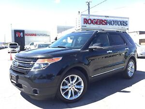 2012 Ford Explorer LTD 4WD - 7 PASS - DUAL DVD - NAVI