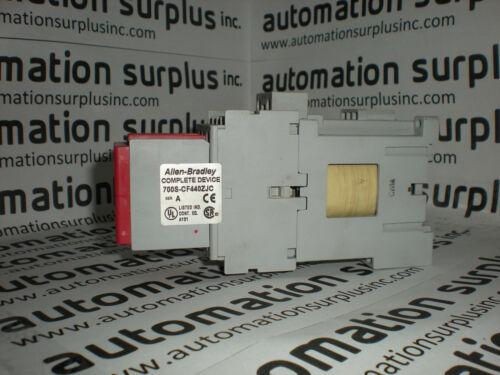 700S-CF440ZJC SER.A 24VDC COIL SAFETY RELAY NEW NO BOX *QUANTITY!