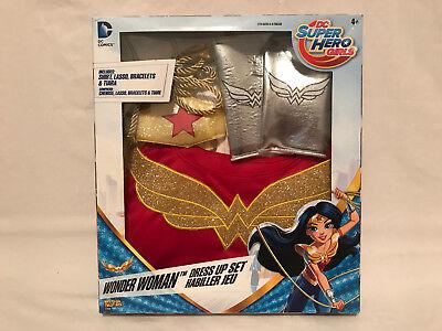 Imagine by Rubies DC Comics Superheroes Wonder Woman Dress Up Set - Super Heroes Dress Up