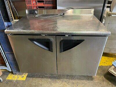 48 Turbo Air Freezer Counter Worktop Prep Unit