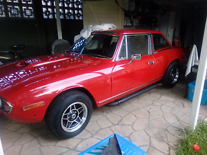 Triumph Stag Sports coup Blackbutt Shellharbour Area Preview
