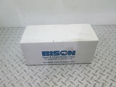 Bison Gear Motor Series 100 230v 12 Rpm 1391 Ratio 120 Hp 016-103-3139