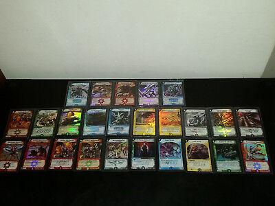 420 Duel Masters Cards Set Promos, Very Rares, Super Rares NM/Mint