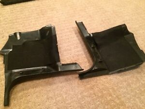Volkswagen Corrado Footwell Trim (right and left sides)