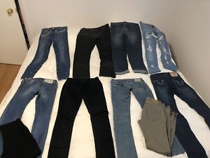 BRAND JEANS, True religion, g-star, fashion nova, Zara