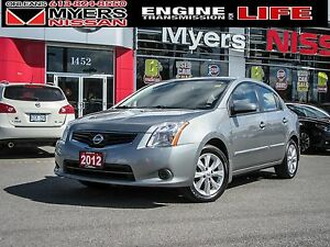 2012 Nissan Sentra SL, Navigation, Leather, sunroof!! Low mileag