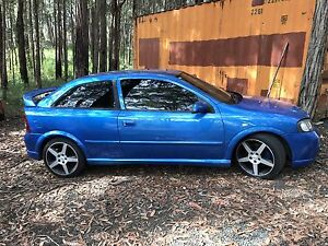 2003 Holden/opel astra turbo Lisarow Gosford Area Preview