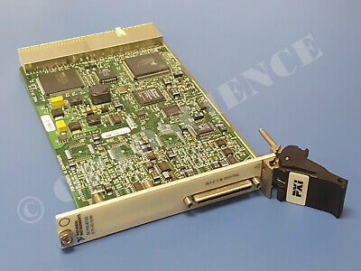 National Instruments Pxi-6722 Ni Daq Card Static Waveform Analog Output
