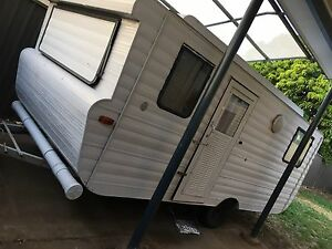 Caravan fully renovated, registered , no leaks ! Biloela Banana Area Preview