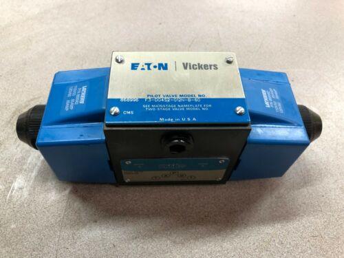 NEW NO BOX EATON VICKERS 868996 HYDRAULIC VALVE F3-DG4S2-012N-B-60