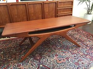 Mid century replica coffee table Nedlands Nedlands Area Preview