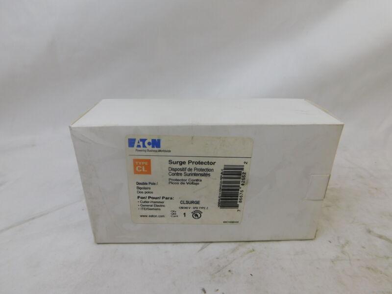 Eaton CLSURGE Dual Function CL 2P 120/240VAC 50/60Hz