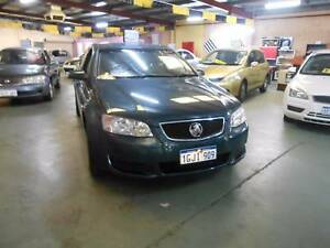 2010 Holden Commodore Omega Series II Dual Fuel Wangara Wanneroo Area Preview