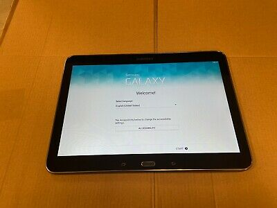 "Samsung Galaxy Tab 4 SM-T530NN 16GB 10.1"" Tablet - Black"