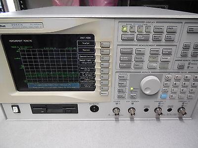 Hp Agilent 89410a Vector Signal Analyzer 1c2 Ay7 Ay9 Aya Ayb Ayh B7a Warranty