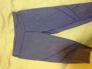 Purple workout Capri  London Ontario image 1