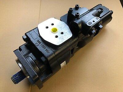 20925732 Jcb Triple Hydraulic Pump Brand New Genuine Item