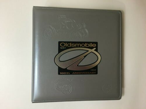 1997 Oldsmobile 100th Anniversary Press Kit