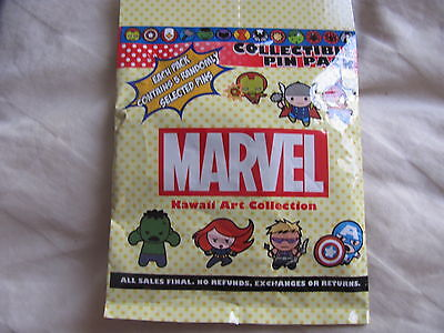 Disney Trading Pins 109951 Marvel Kawaii Art Collection Mystery Pouch