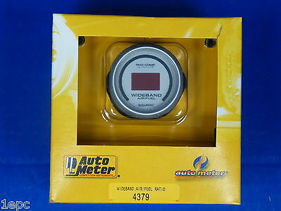 AutoMeter 4379 Ultra-Lite Wide Band Air Fuel Ratio Kit