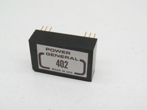 Power General 402 Electronic Component, Made in USA