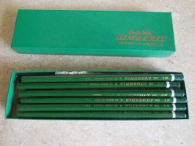 Kimberly drawing pencils 525 / 3H 12 (one dozen)