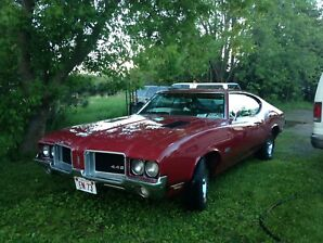 72 Olds Cutlass