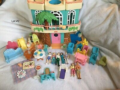 fisher price sweet streets lot