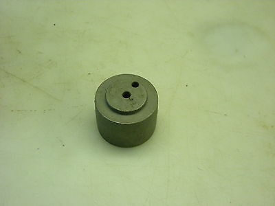 50mm Flat Belt Pulley For A Mikron 79 Gear Hobbing Machine