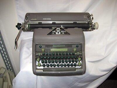 Refurbished Smith Corona Manual Typewriter 15 Carriage Wwarranty