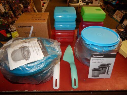 HUGE 13 pc Tupperware Lot * NEW * Wholesale Lot
