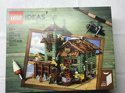 LEGO Ideas Set - 21310 - Old Fishing Store - New