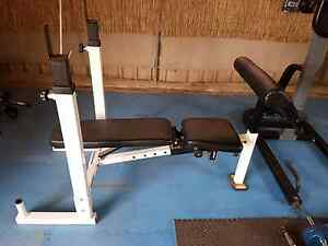 Olympic Weight Bench Press. Craigmore Playford Area Preview