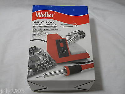 1 New Weller Wlc100 Soldering Station 5 To 40 Watts Pencil Holder