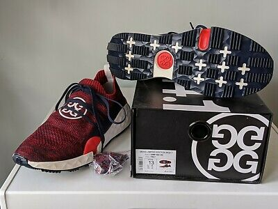 New Mens Golf Shoe G-Fore MG4.1 Limited edition size 13