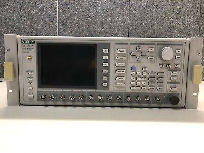 Anritsu Mg3681a Digital Modulation Signal Generator 250 Khz To 3 Ghz