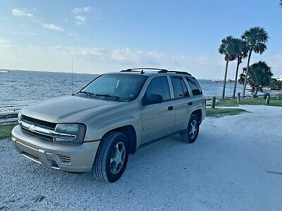 2006 Chevrolet Trailblazer LS 2006 Chevrolet Trailblazer SUV Brown RWD Automatic LS