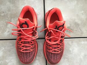 Men's Size 8.5 new KD 8 basketball shoes